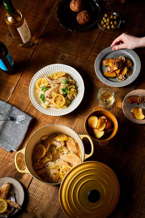 food,table